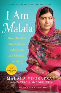 I Am Malala by Malala Yousafzat