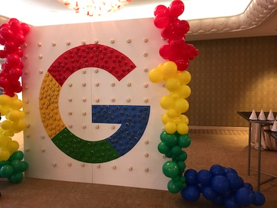 GHC 2018 - Google breakfast with a big G
