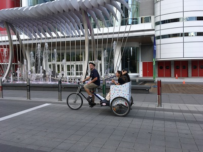 GHC 2018 - Google bicycle cab